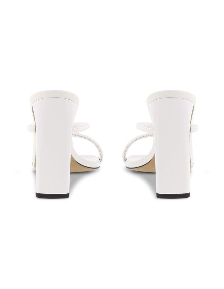 Florence Milk Capretto Heels image 4
