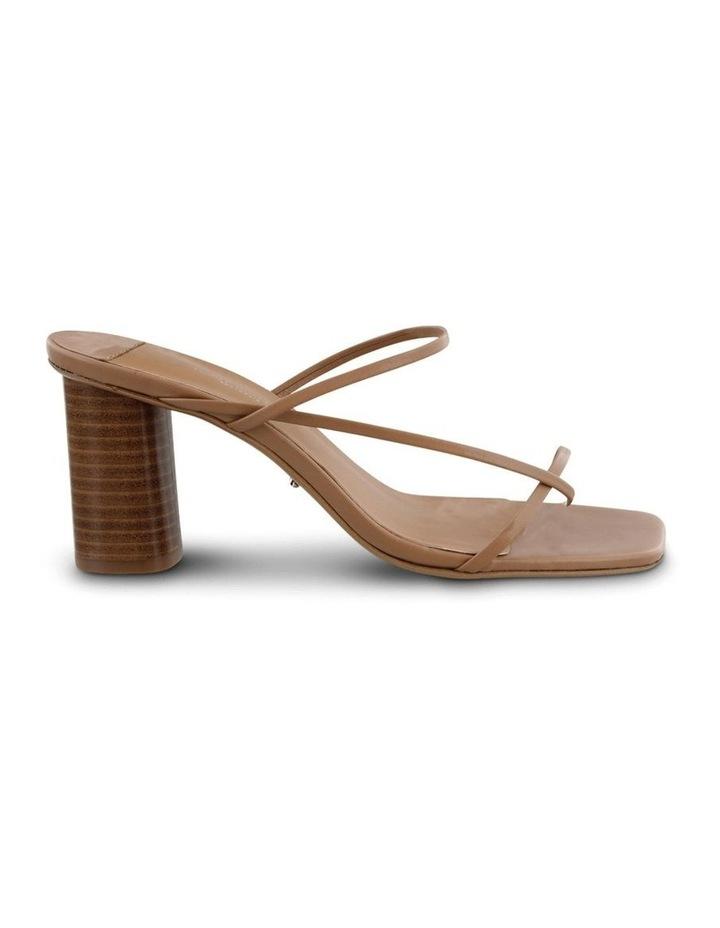 Ruby Tan Como Heels image 1