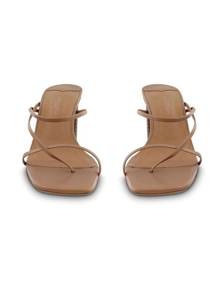 Ruby Tan Como Heels image 2