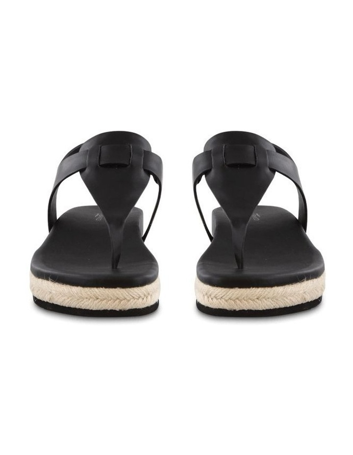 Nelani Black Trieste Sandals image 2