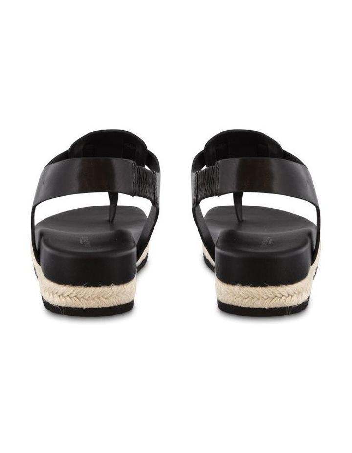 Nelani Black Trieste Sandals image 4