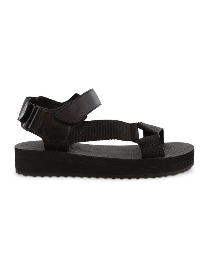 Tony Bianco Sia Black Sandals