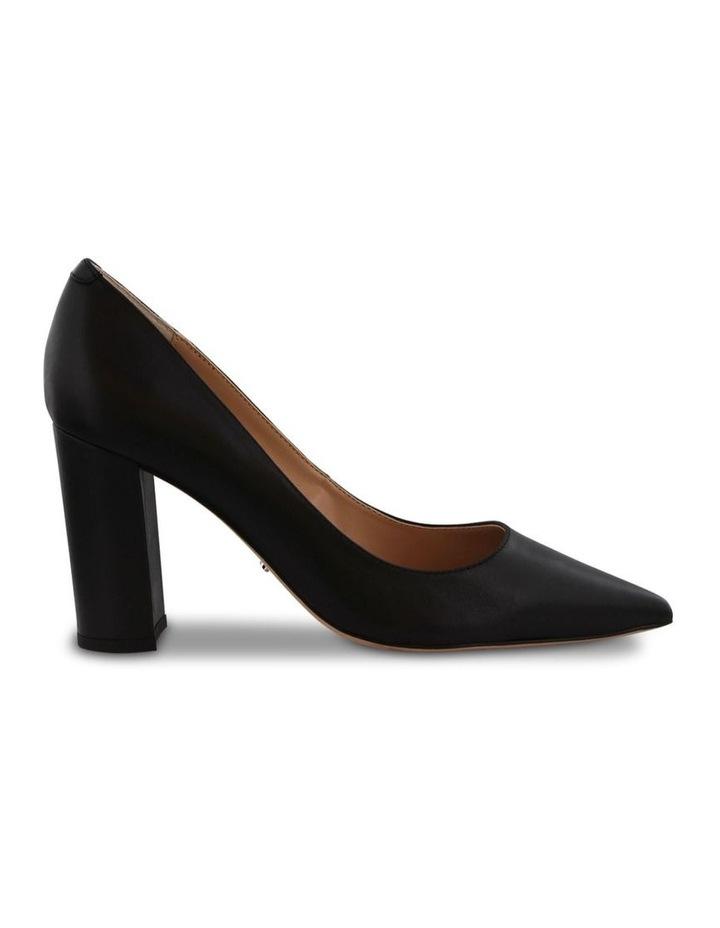 Eryn Black Como Heels image 1