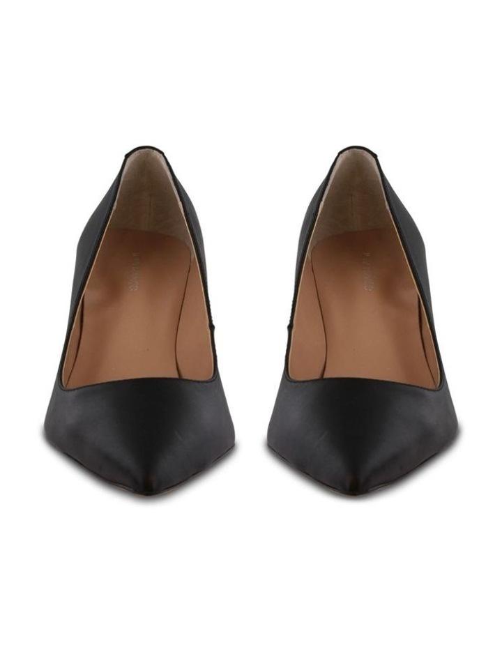 Eryn Black Como Heels image 2