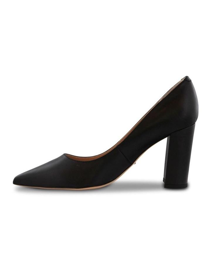 Eryn Black Como Heels image 3