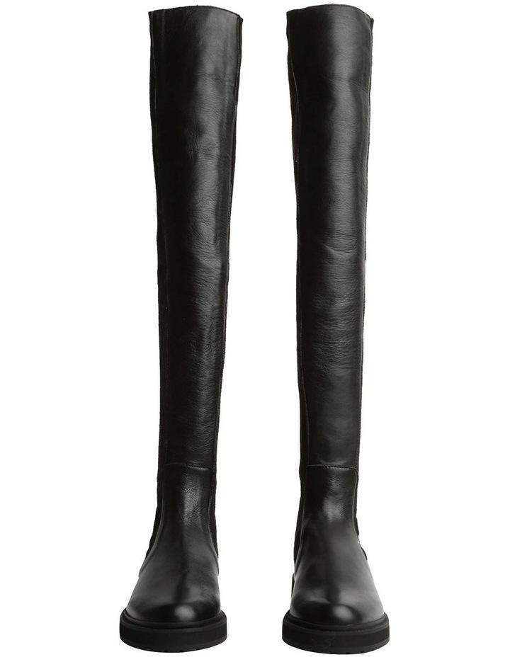 Gilda Black Luxe Long Boot image 2