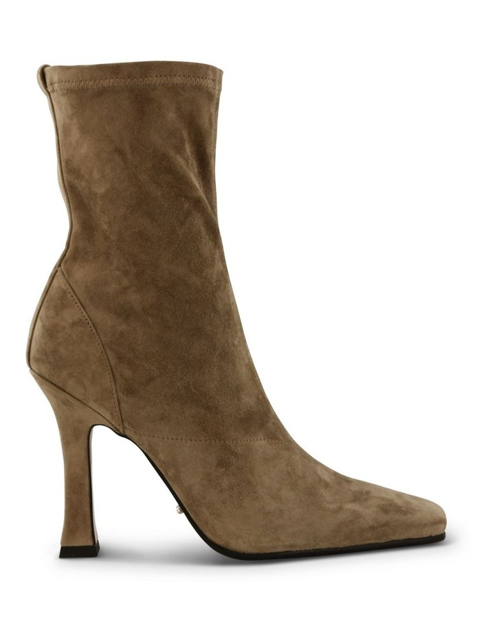Halee Sicily Stretch Kid Suede Ankle Boots image 1