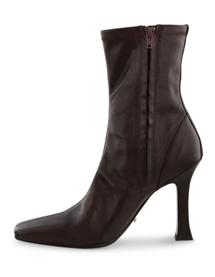 Halee Choc Como Ankle Boot image 3