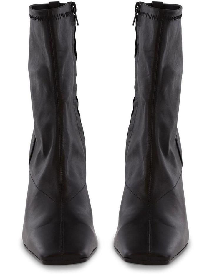 Halsey Black Como Ankle Boot image 2