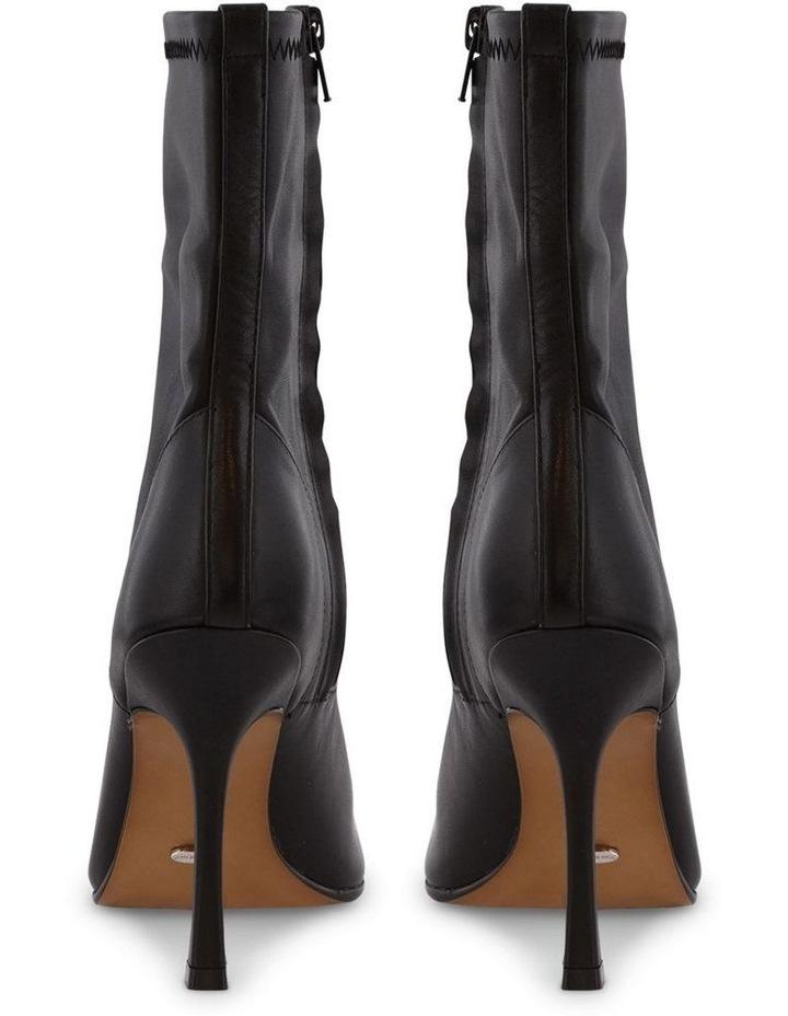 Halsey Black Como Ankle Boot image 4