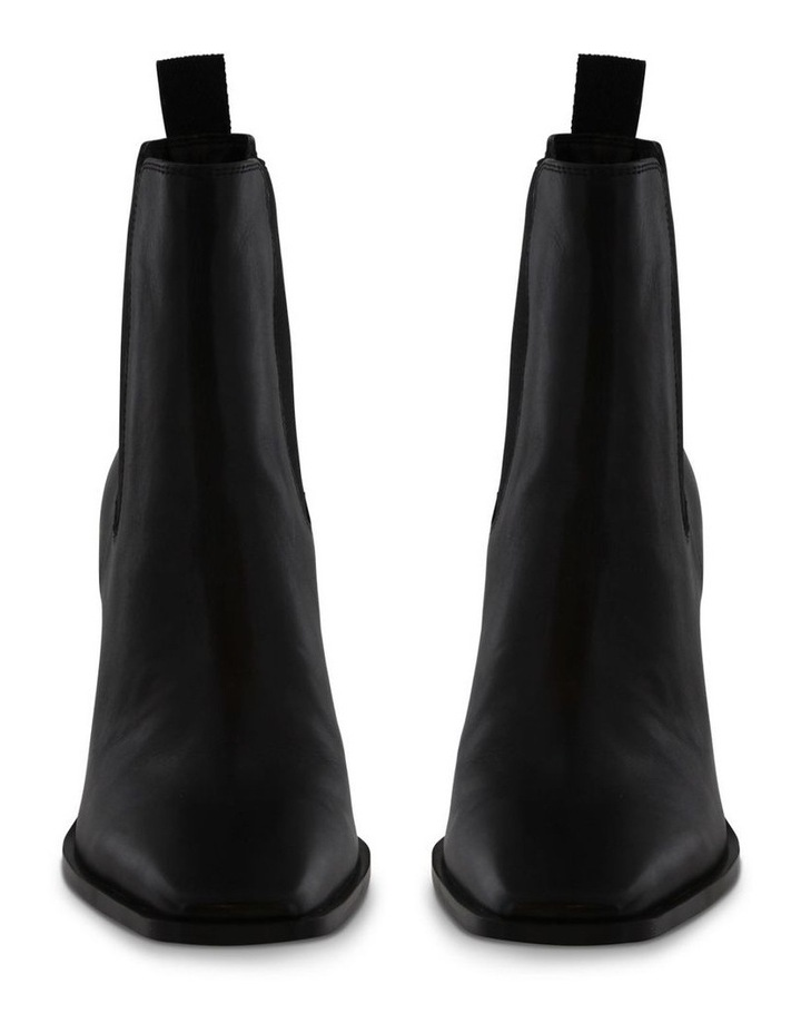 Ilyssa Black Como Ankle Boot image 2