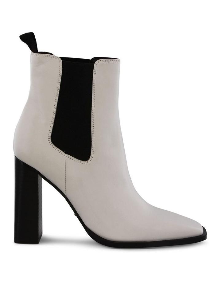 Ilyssa Milk Capretto Ankle Boot image 1