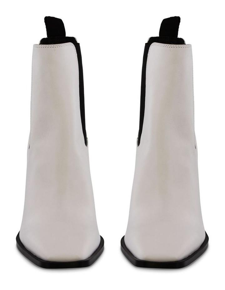 Ilyssa Milk Capretto Ankle Boot image 2