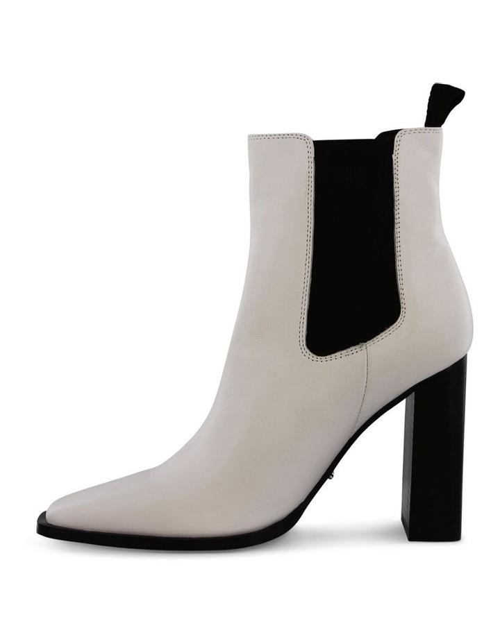 Ilyssa Milk Capretto Ankle Boot image 3