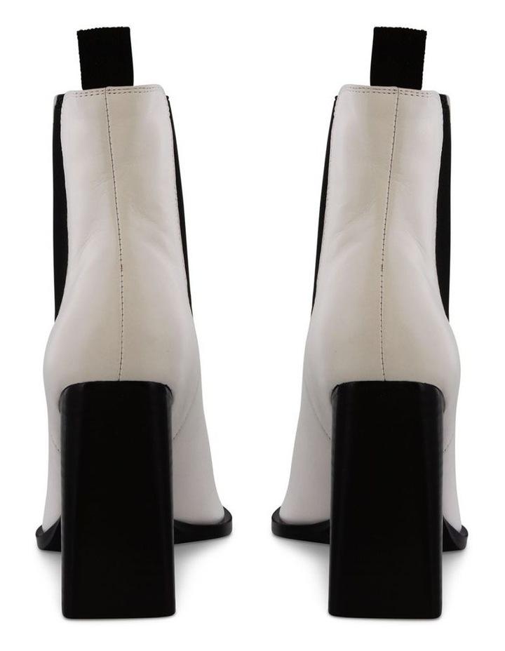 Ilyssa Milk Capretto Ankle Boot image 4