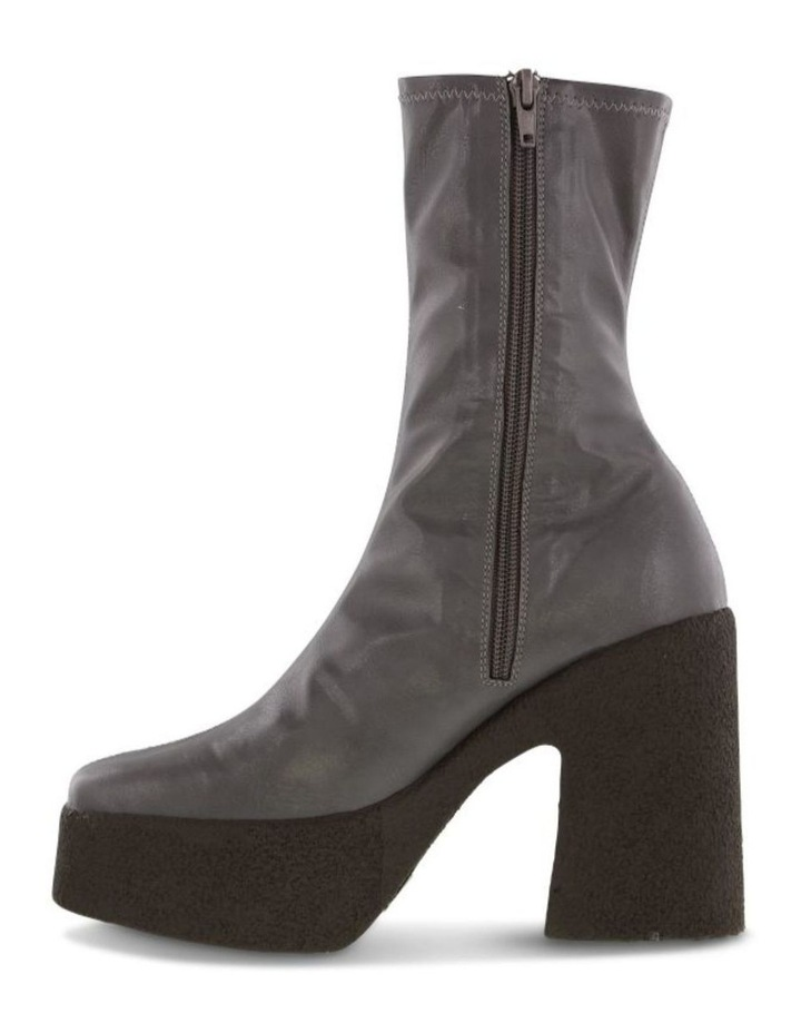 Jude Grey Muji Ankle Boot image 3