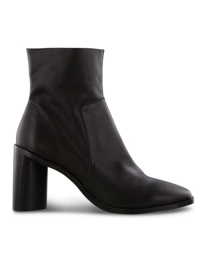 Sarno Black Luxe Ankle Boots image 1