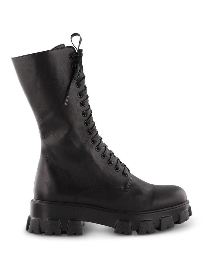 Seattle Black Como Calf Boots image 1