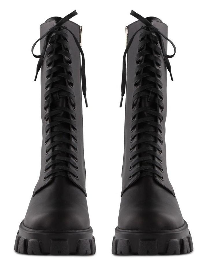 Seattle Black Como Calf Boots image 2