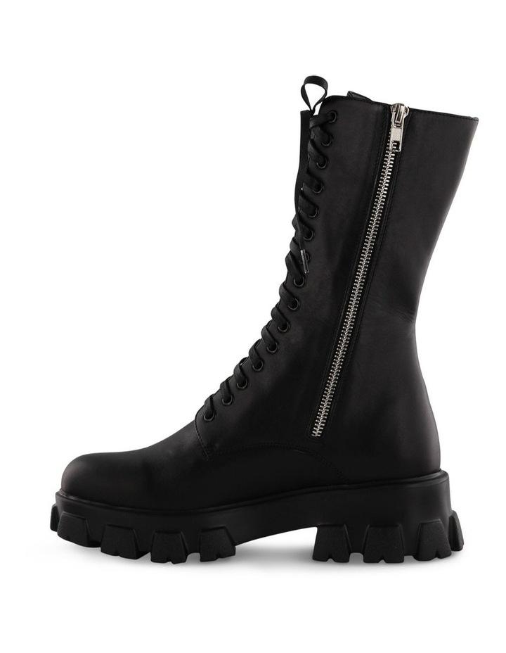 Seattle Black Como Calf Boots image 3