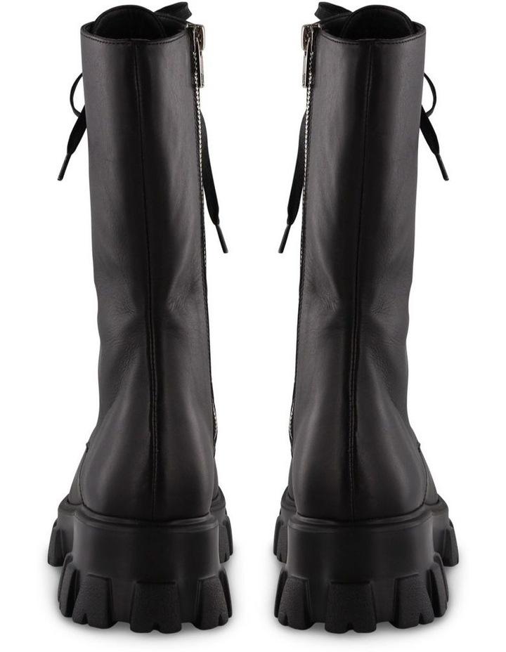 Seattle Black Como Calf Boots image 4