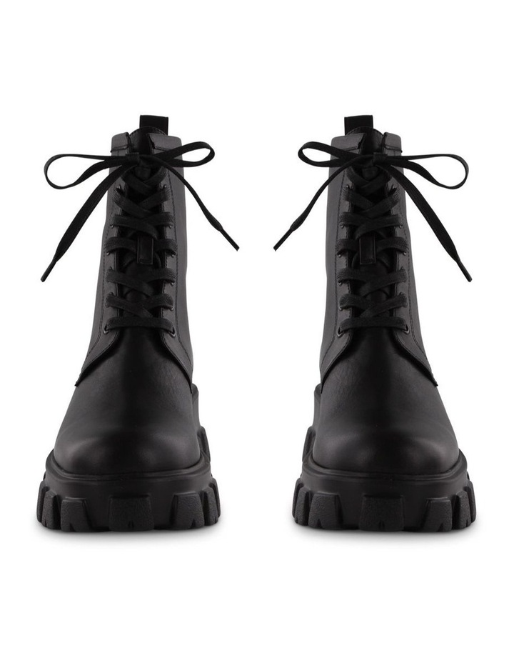 Sloane Black Como Ankle Boots image 2