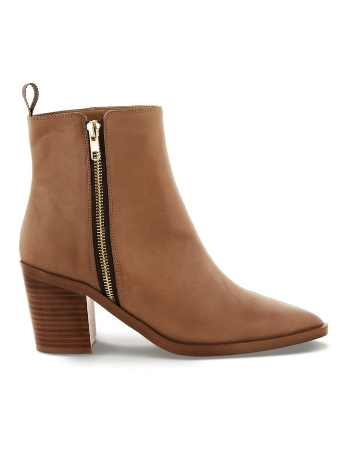 Sonya Caramel Diesel Wax Ankle Boots image 1