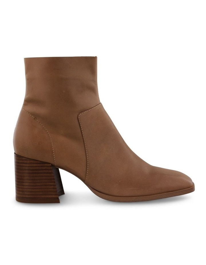 Willa Caramel Diesel Wax Ankle Boot image 1