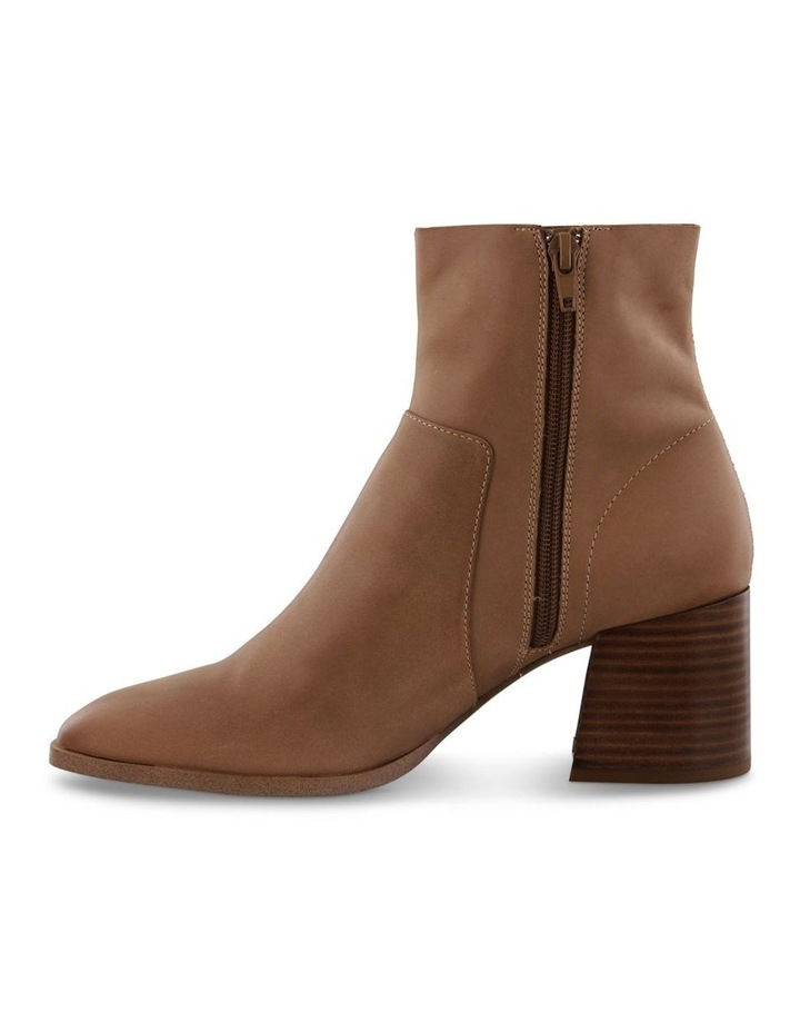 Willa Caramel Diesel Wax Ankle Boot image 3