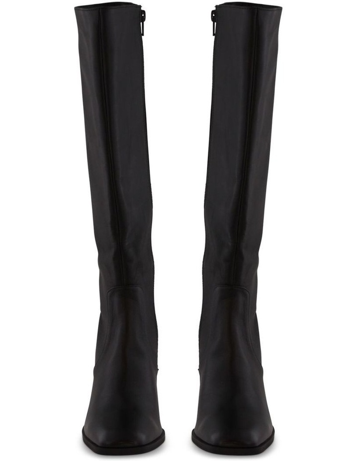 Willis Black Como Calf Boots image 2