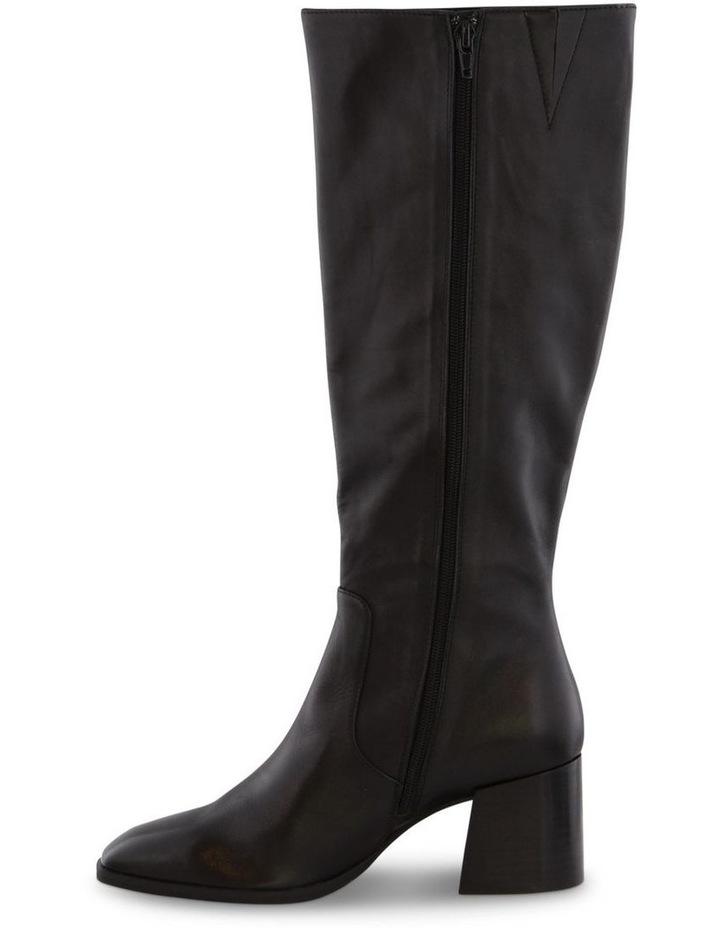 Willis Black Como Calf Boots image 3