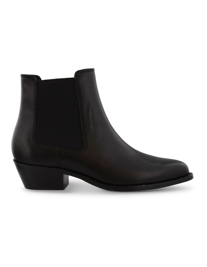 Wonda Black Como Ankle Boot image 1