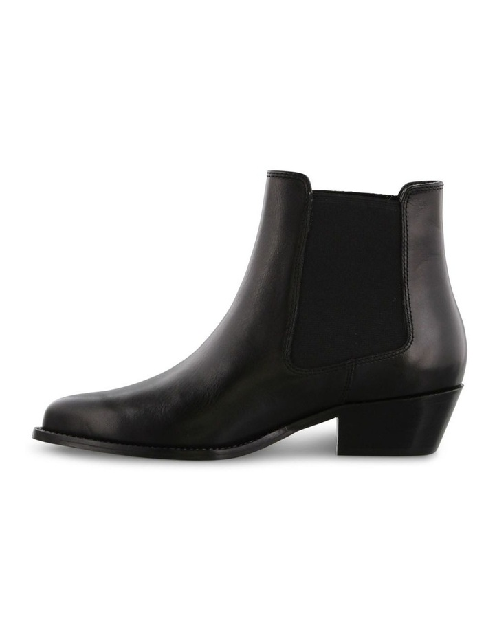 Wonda Black Como Ankle Boot image 3