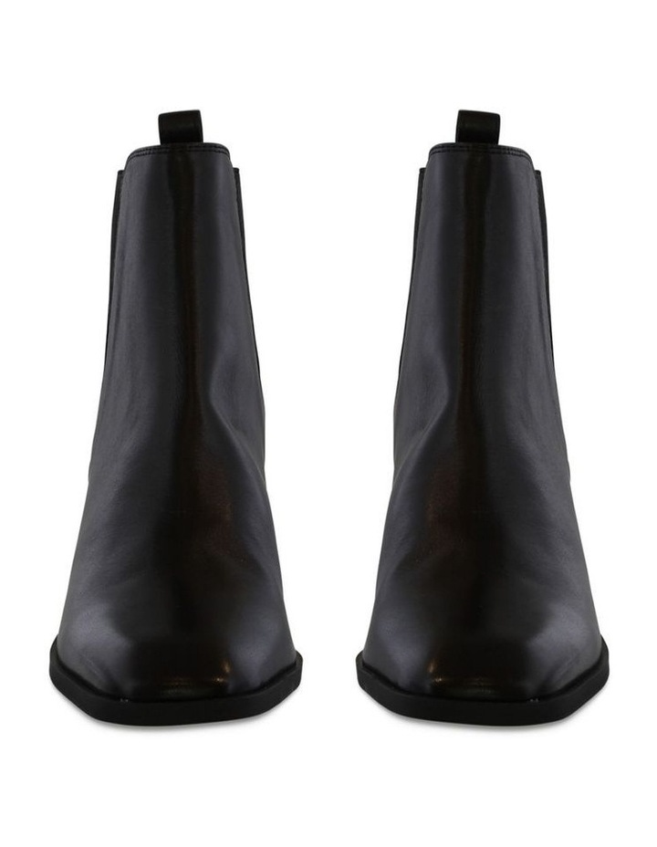 Wynter Black Como Ankle Boot image 2