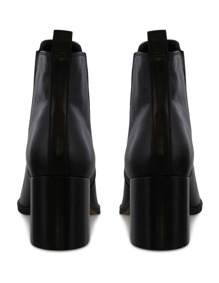 Wynter Black Como Ankle Boot image 4