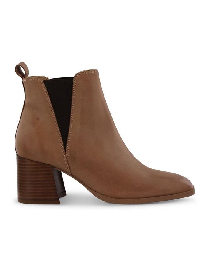 Wynter Caramel Diesel Wax Ankle Boot image 1