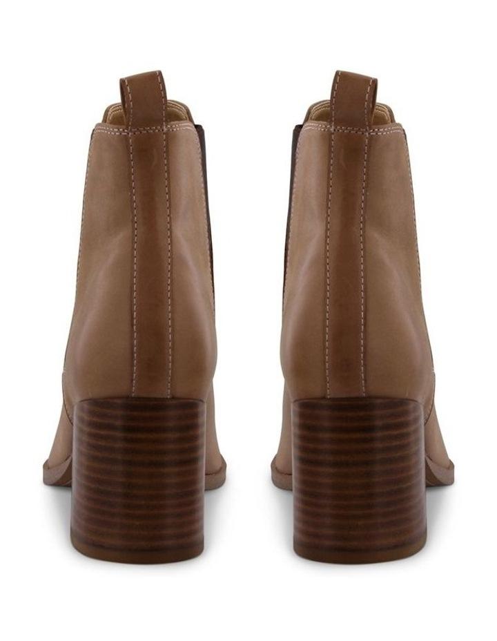 Wynter Caramel Diesel Wax Ankle Boot image 4