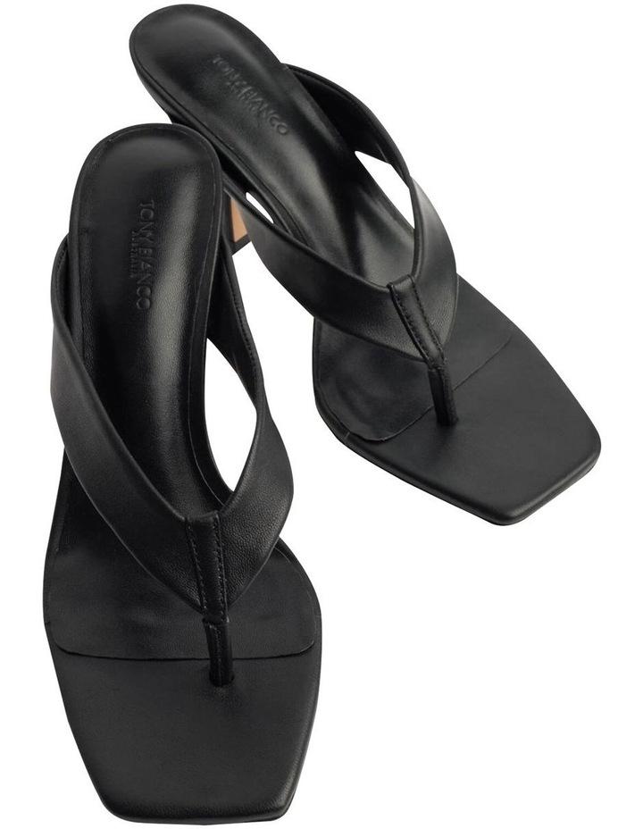 Bellah Black Sheep Nappa Heels image 3