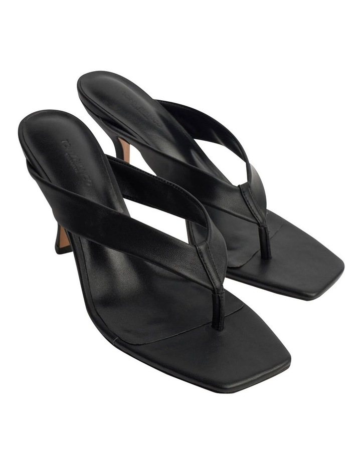 Bellah Black Sheep Nappa Heels image 4