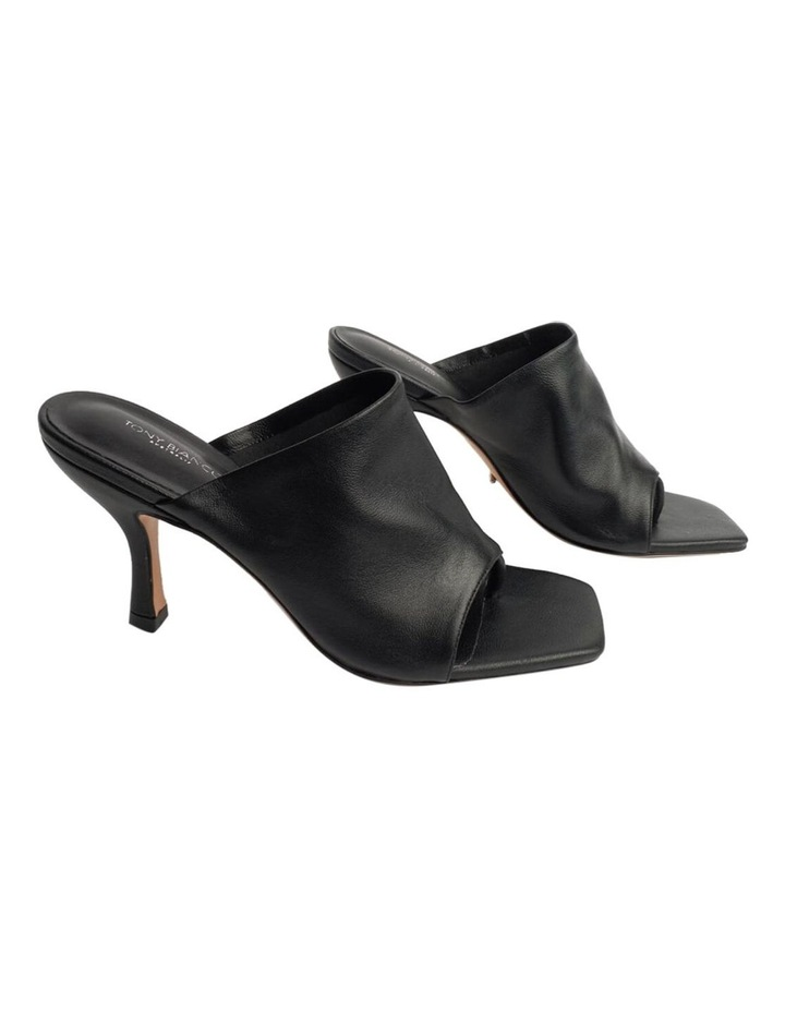 Bianca Black Sheep Nappa Heels image 2