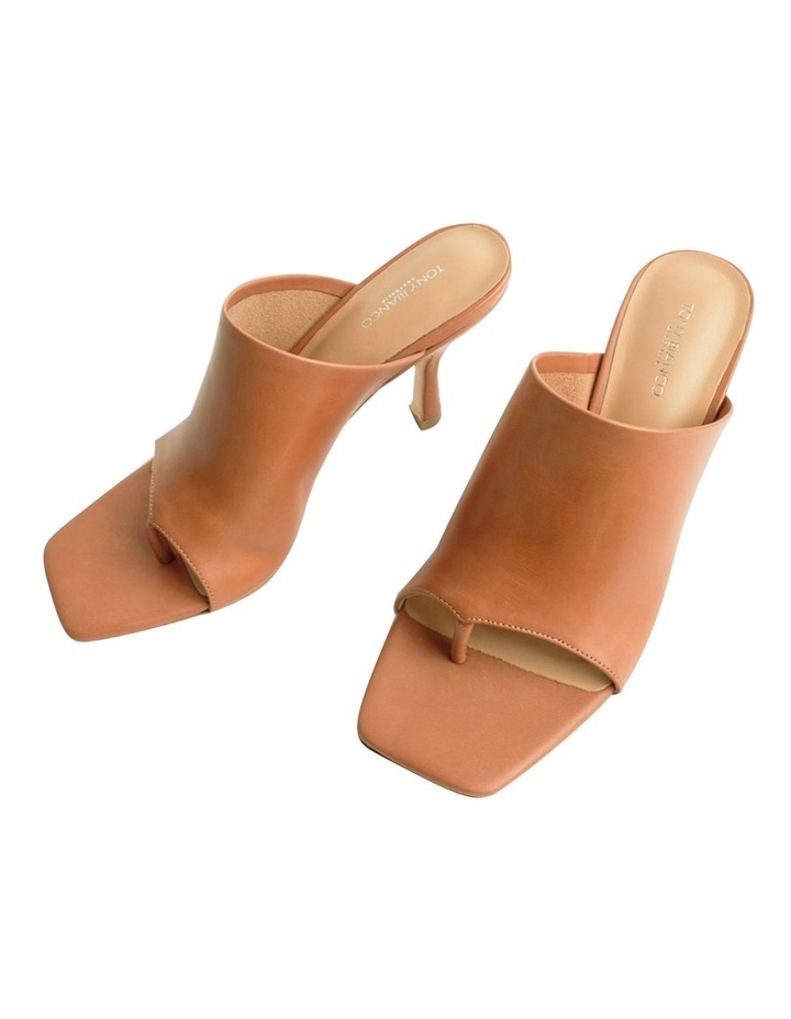 Bianca Tan Como Heels image 3