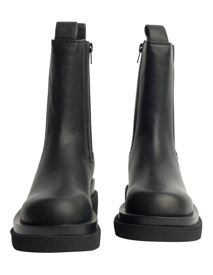 Boxer Black Como Ankle Boots image 2
