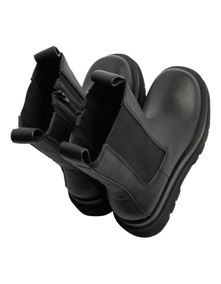 Boxer Black Como Ankle Boots image 3