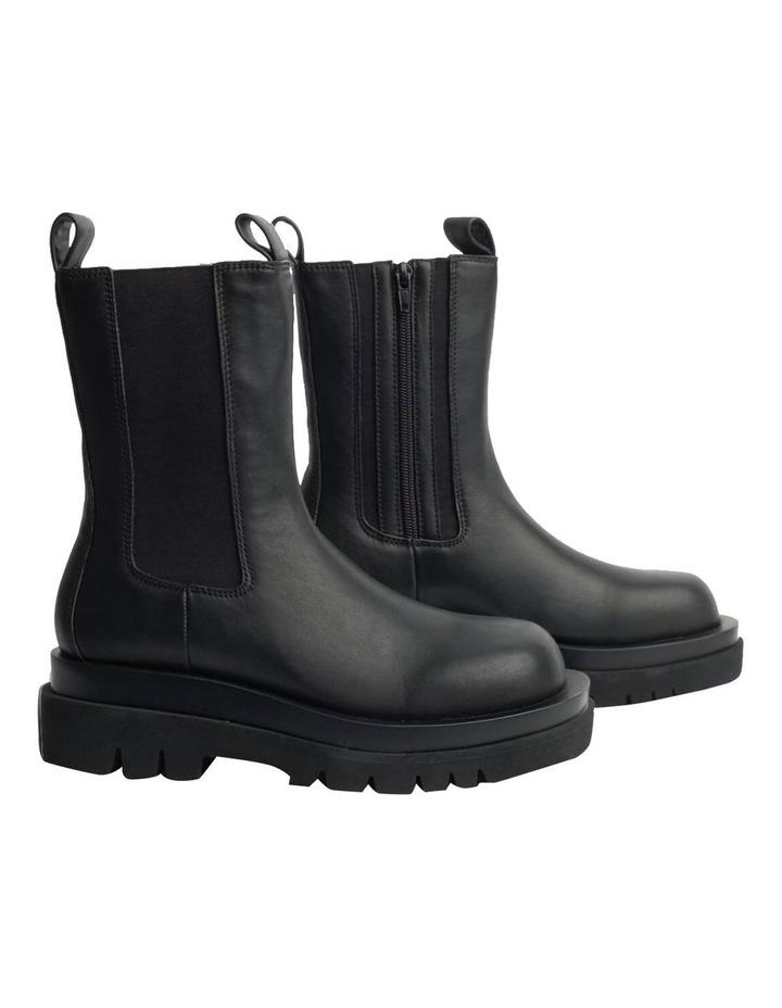 Boxer Black Como Ankle Boots image 5