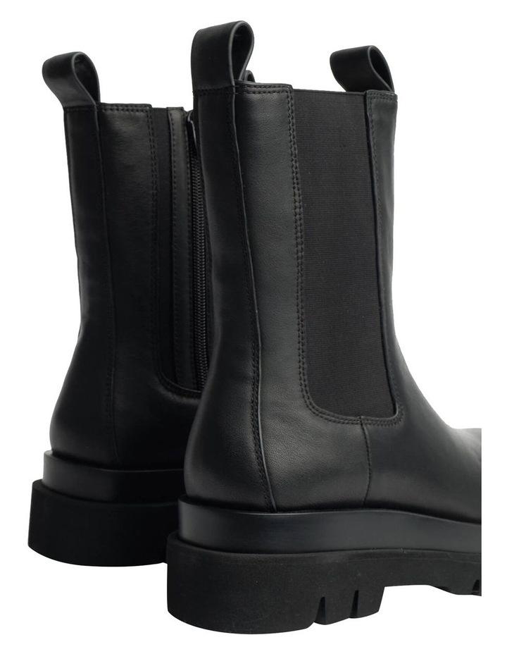 Boxer Black Como Ankle Boots image 6
