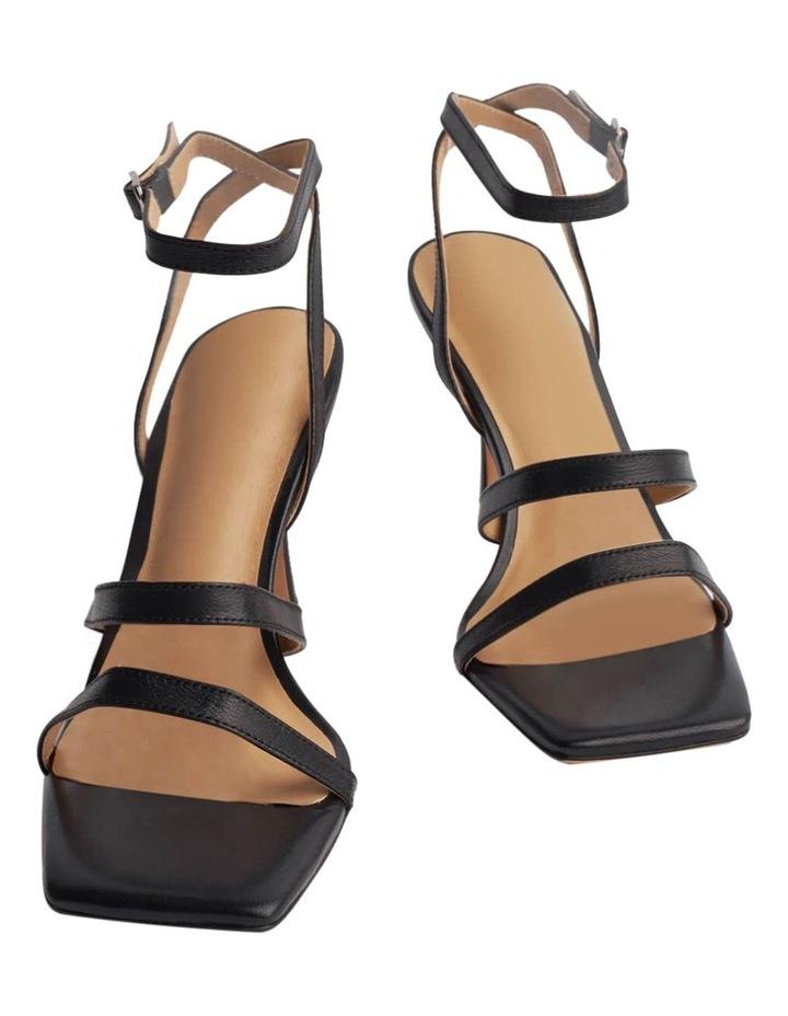 Cleo Black Sheep Nappa Heels image 5