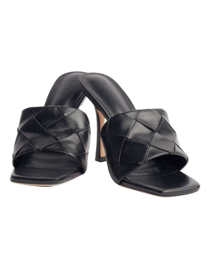 Frenzy Black Sheep Nappa Heels image 2