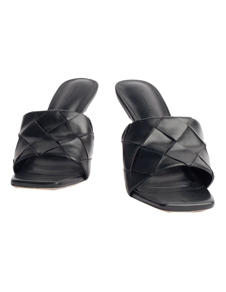 Frenzy Black Sheep Nappa Heels image 6