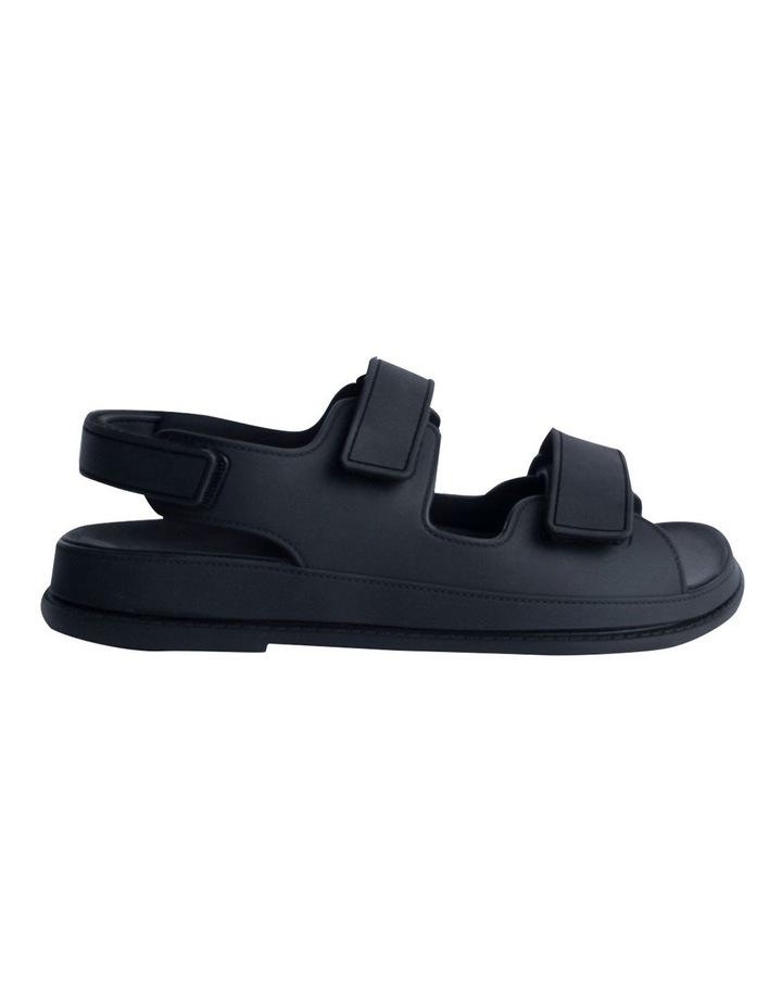 Harrli Black Sandals image 1