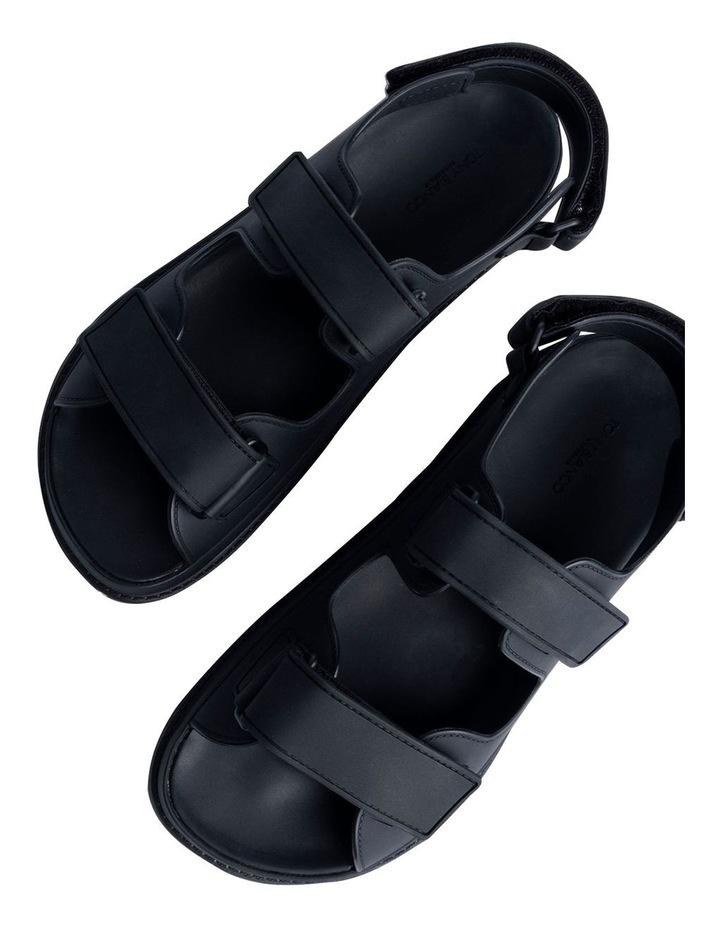 Harrli Black Sandals image 3